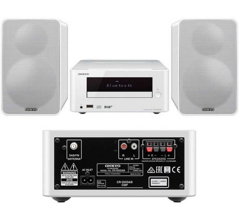 Onkyo CS-265 (Bel) Mini sistem