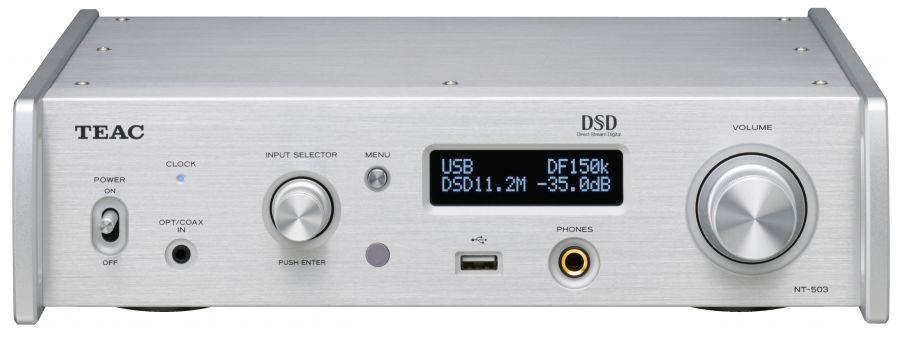 Teac NT-503DAB DAC + LAN