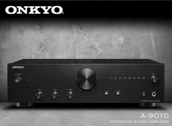 ONKYO A-9010 ojačevalnik