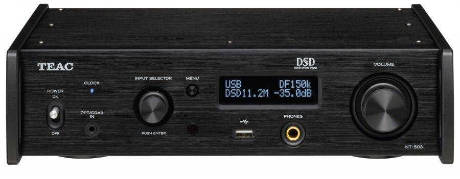 Teac NT-503 DAC + LAN