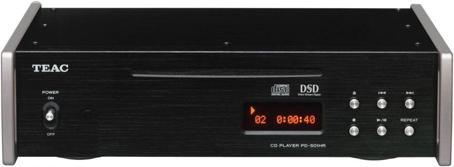 Teac PD-501HR CD predvajalnik