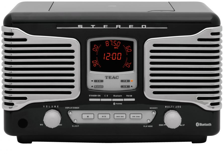 Teac SL-D800BT radio