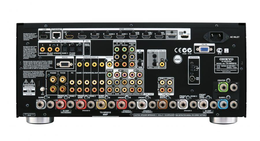 Onkyo TX-NR5010 AV Receiver